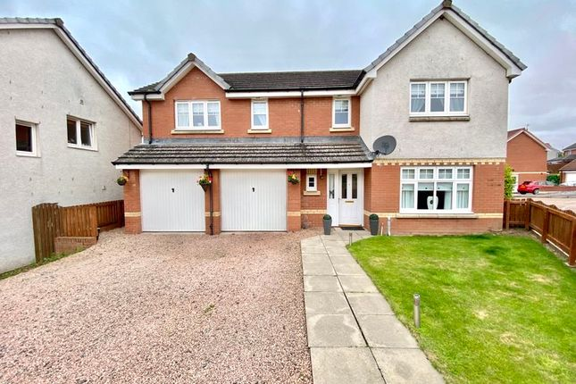 Thumbnail Detached house for sale in Challum Walk, Broughty Ferry, Dundee