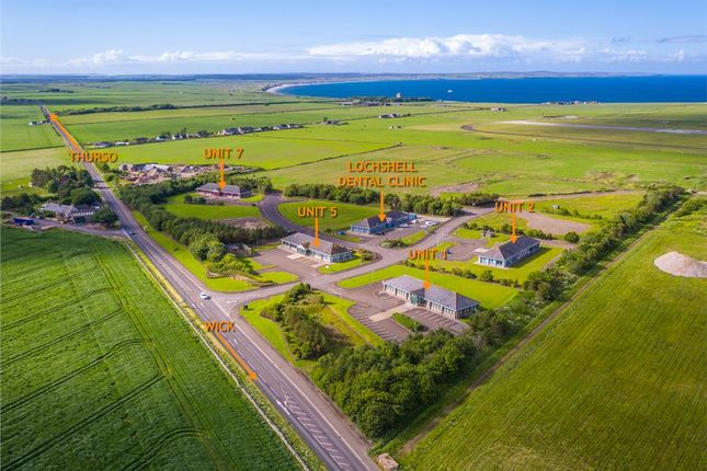 Thumbnail Office to let in Unit 7, Wick Business Park, Wick, Caithness And Sutherland