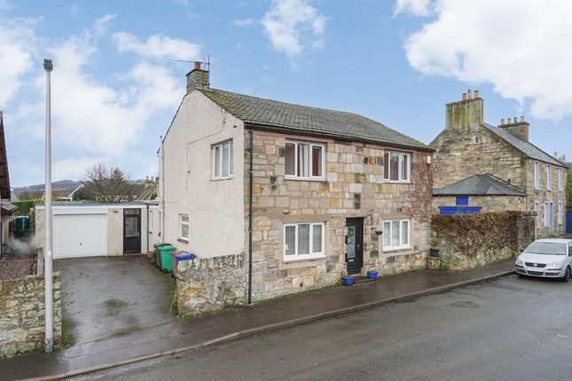 Thumbnail Detached house for sale in High Street, Pitlessie, Cupar