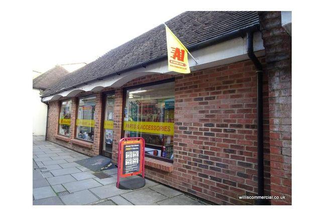 Thumbnail Retail premises to let in 3 Barnack Walk, Blandford