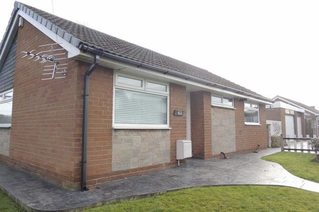 Thumbnail Semi-detached bungalow for sale in Leesway Drive, Denton, Manchester