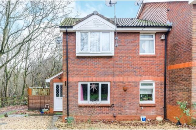Thumbnail End terrace house for sale in Lordswood, Southampton, Hampshire