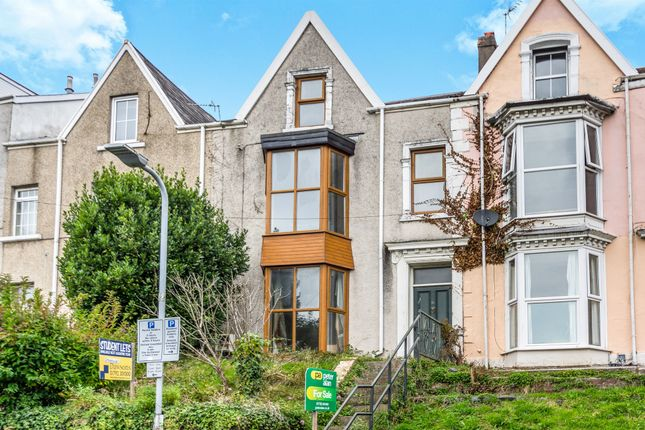 6 bed terraced house for sale in Woodlands Terrace, Mount Pleasant, Swansea