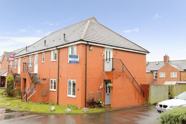 Thumbnail Flat for sale in Borle Brook Court, Highley, Bridgnorth