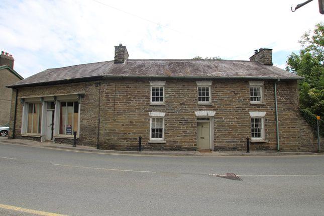 Thumbnail Detached house for sale in Bridge Street, Llandysul