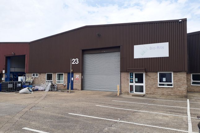 Thumbnail Industrial to let in Unit 23, Mill Lane Industrial Estate, Caker Stream Road, Alton
