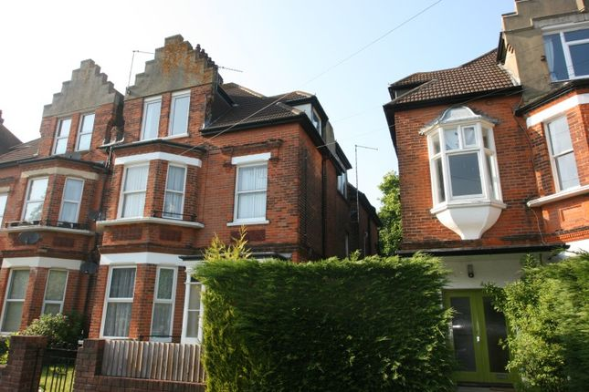 Thumbnail Flat to rent in Kingsnorth Gardens, Folkestone