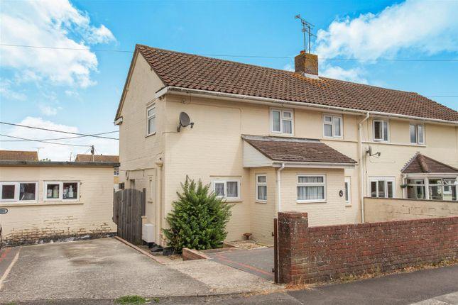 Thumbnail Semi-detached house for sale in Coronation Road, Durrington, Salisbury