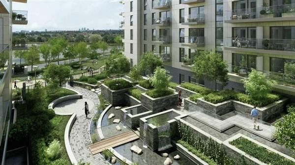 Thumbnail Property for sale in Hadleigh Apartments, Woodberry Down, London