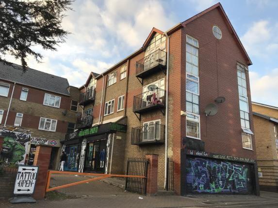 External of Stoneleigh Court, Stoneleigh Road, Tottenham, London N17