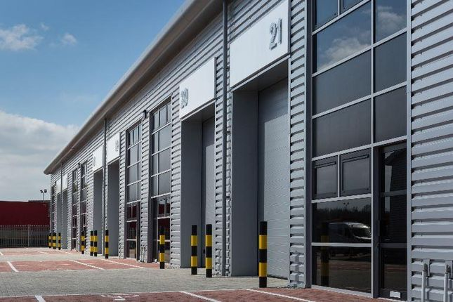 Thumbnail Light industrial to let in Trade Park, Forstal Road, Aylesford, Kent