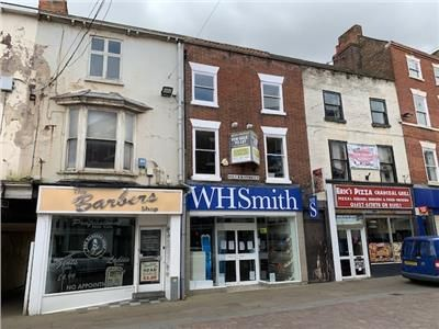 Thumbnail Retail premises to let in 1, Silver Street, Gainsborough, Lincolnshire