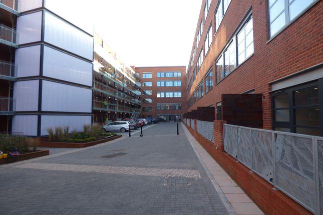 Thumbnail Flat for sale in Pope Street, Birmingham