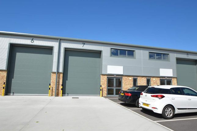 Thumbnail Warehouse to let in Unit 7 Old Street, Wimborne