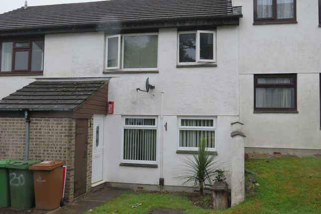 Thumbnail Flat for sale in Vaughan Close, Beacon Park, Plymouth