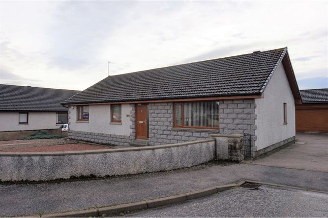 Thumbnail Detached bungalow for sale in Kimberley Court, Rothienorman Inverurie