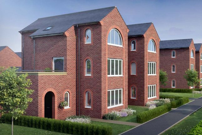 """Thumbnail End terrace house for sale in """"Hapton"""" at Mitton Road, Whalley, Clitheroe"""