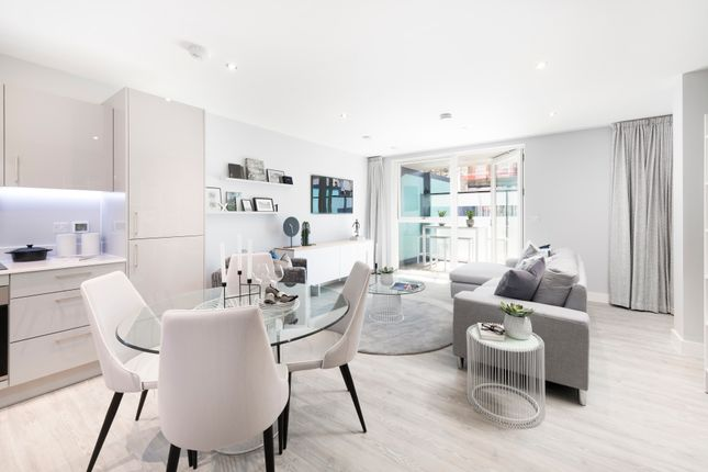 Thumbnail Flat for sale in Plot 32, Echo One, 160 Northolt Road, Harrow