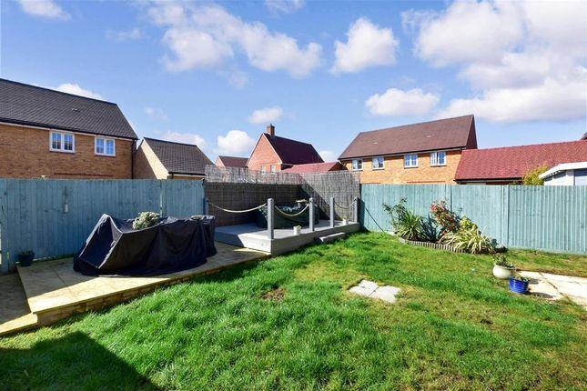 Rear Garden of Sandpiper Walk, West Wittering, Chichester, West Sussex PO20