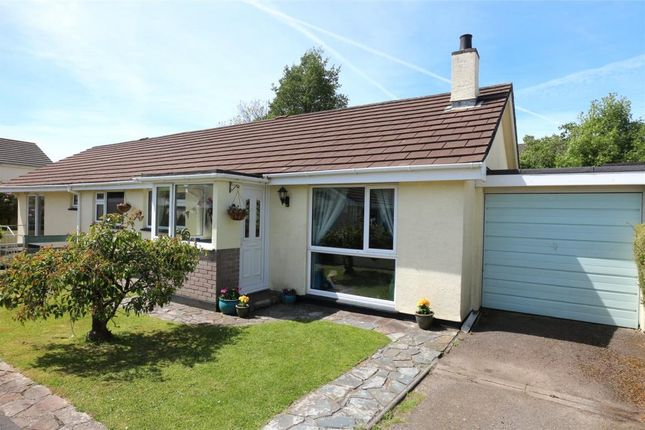 Thumbnail Detached bungalow for sale in Springfield Way, Threemilestone, Truro