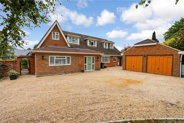 4 Bed Detached House For Sale In Cupernham Lane Romsey Hampshire