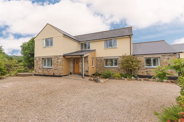 Thumbnail Detached house for sale in Lanner Green, Lanner, Redruth