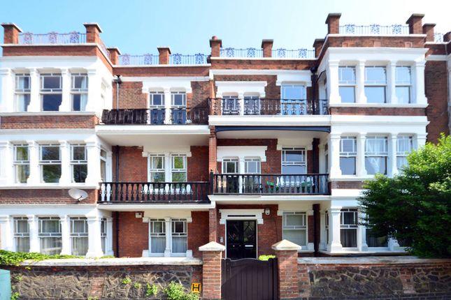 Thumbnail Flat to rent in Wolverton Mansions, Ealing Common