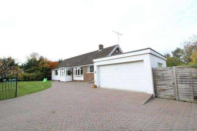 Thumbnail Detached bungalow for sale in Cote Hill Drive, Darras Hall, Newcastle Upon Tyne, Northumberland