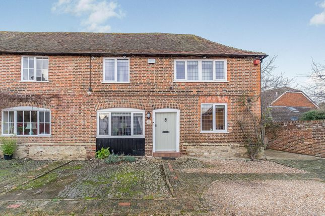 Thumbnail Semi-detached house for sale in High Street, East Malling, West Malling