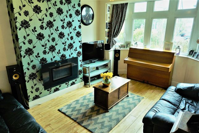 Thumbnail Semi-detached house for sale in Brunshaw Road, Burnley