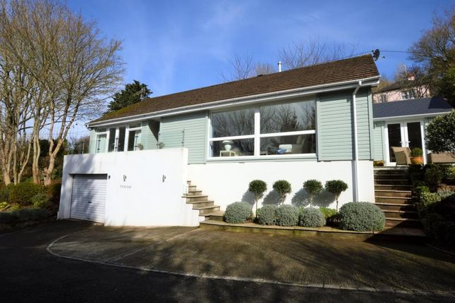 Thumbnail Detached bungalow for sale in Brook Court, Brook Lane, Shaldon, Devon