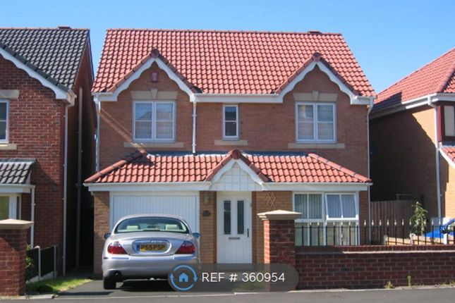 Thumbnail Detached house to rent in Pype Hayes Road, Birmingham