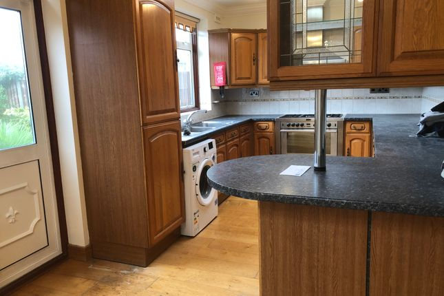 Thumbnail Semi-detached house to rent in Constable Gardens, Edgware