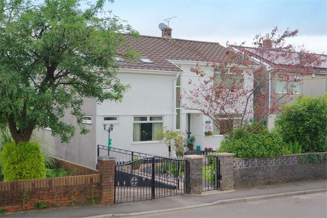 Thumbnail Detached house for sale in Alma Road, Maesteg, Mid Glamorgan