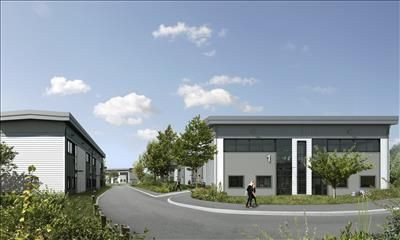 Thumbnail Land to let in New Units At Phase 1, Helston Business Park, Clodgey Lane, Helston, Cornwall