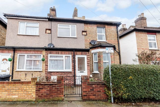 Thumbnail Terraced house for sale in Addison Road, Bromley