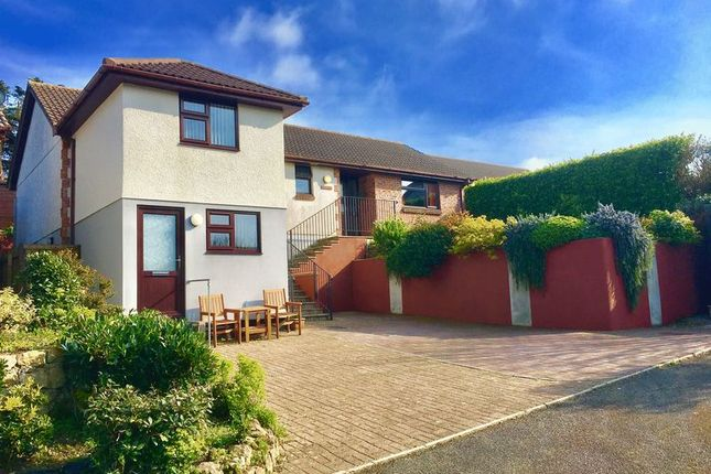 Thumbnail Detached house for sale in Willow Drive, Camborne