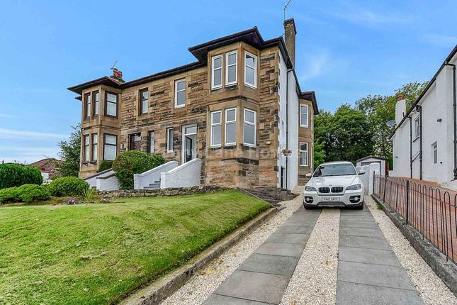 Thumbnail Semi-detached house for sale in Rostan Road, Glasgow
