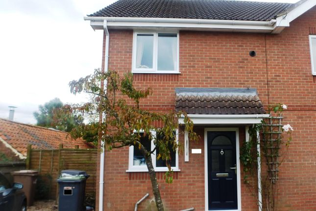 Thumbnail Semi-detached house to rent in Main Street, Dorrington, Lincoln
