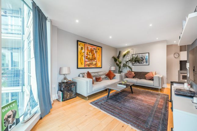 Thumbnail Flat for sale in Ensign House, Battersea Reach, London
