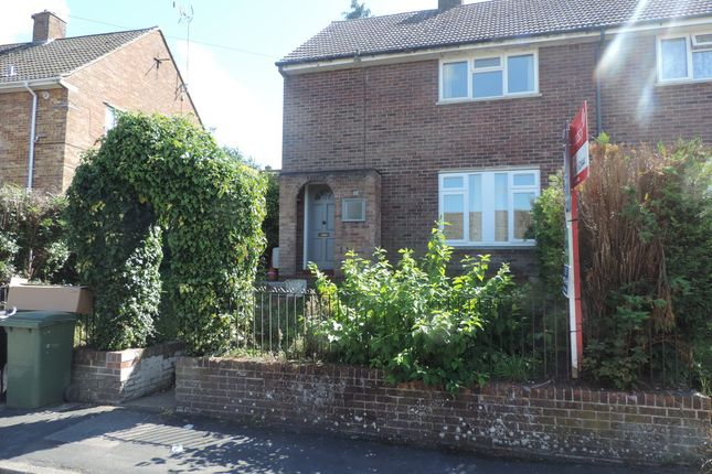Thumbnail Detached house to rent in Imber Road, Winchester