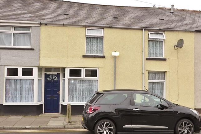 Thumbnail Terraced house for sale in King Street, Nantyglo, Ebbw Vale