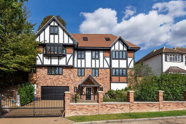 Thumbnail Detached house for sale in Raggleswood, Chislehurst, Kent