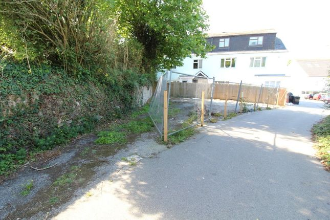 Thumbnail Land for sale in Building Plot, Penwerris Farm, Dracaena View, Falmouth, Cornwall