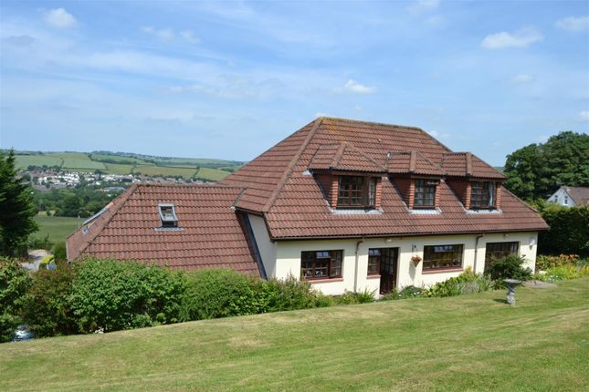 Thumbnail Detached house for sale in Landkey Road, Barnstaple