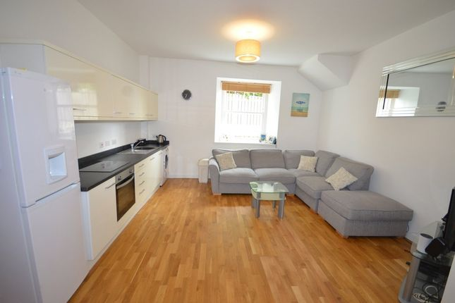 Thumbnail Flat for sale in Station Road, Chacewater, Truro