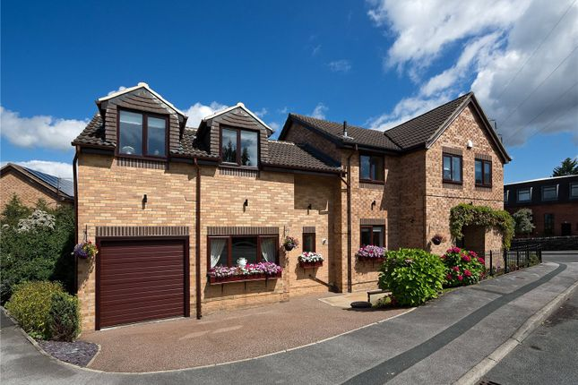 Thumbnail Detached house for sale in Horton Rise, Rodley, Leeds, West Yorkshire
