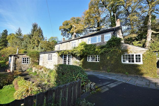 Thumbnail Detached house for sale in Hollywood Road, Mellor, Stockport