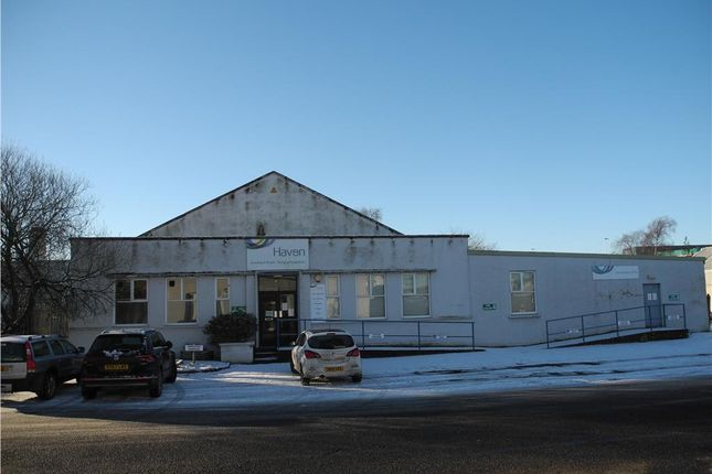 Thumbnail Warehouse for sale in 21 Harbour Road, Inverness