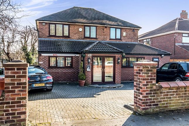 Thumbnail Detached house for sale in Wilbraham Road, Chorlton, Manchester